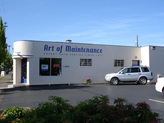 shop Art of Maintenance 650