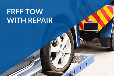 Free Tow with Repair