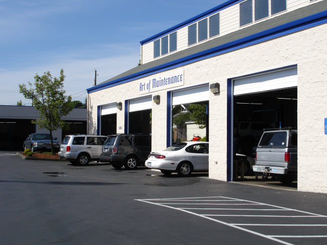 portland auto repair - art of maintenance